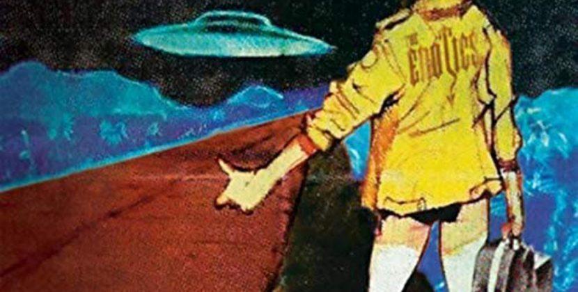 The Erotics – Stuck between venus and mars (Cacophone records)