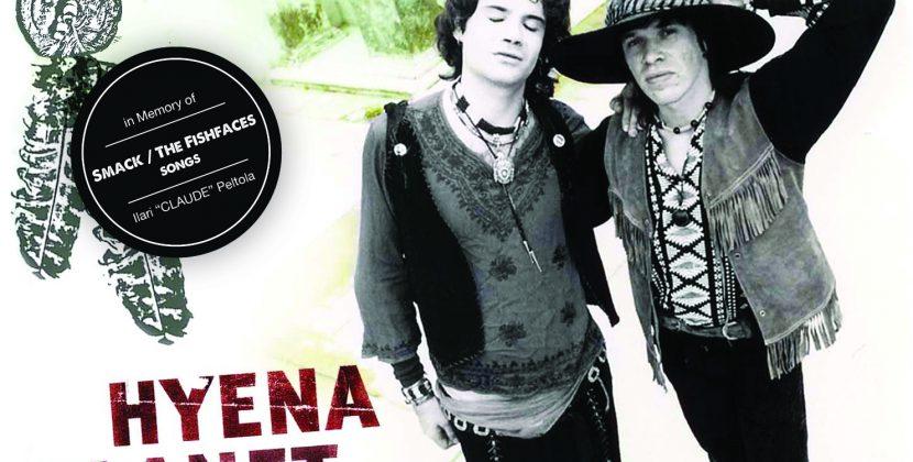 Eduardo Martinez & The Thunderclouds – Hyena Planet Bites On You (Alive & Kicking Records)