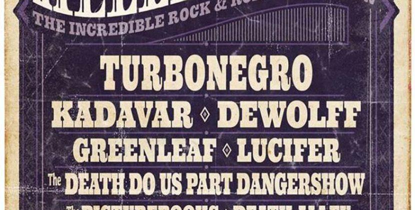 Helldorado – Klokgebouw, Eindhoven – 17th November 2018
