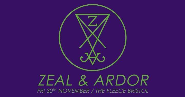 Zeal & Ardor/Blanket – Bristol, The Fleece – 30th November 2018