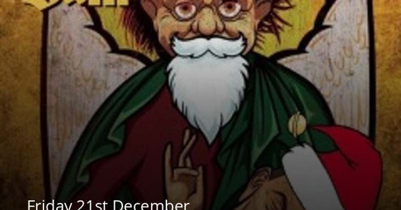 Bad Sam/Pizzatramp-Newport LePub 21/12/2018
