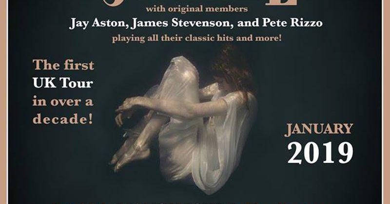 Gene Loves Jezebel / Cauda Pavonis – The Fleece Bristol 17/01/19