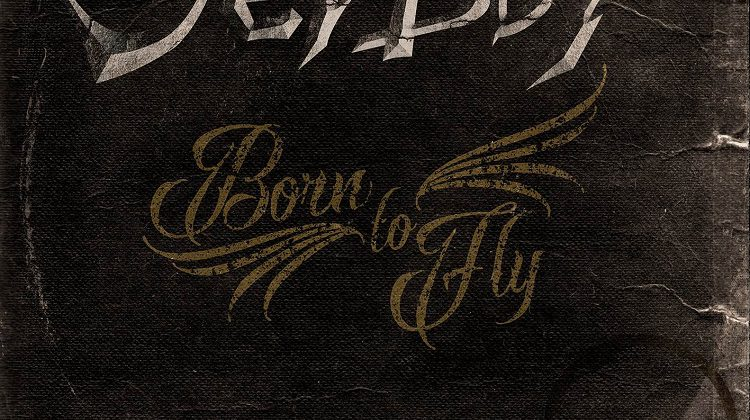 Jetboy – 'Born to Fly' (Frontiers Music)