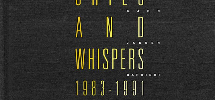 New Japan book 'Cries And Whispers 1983-1991' via Burning Shed