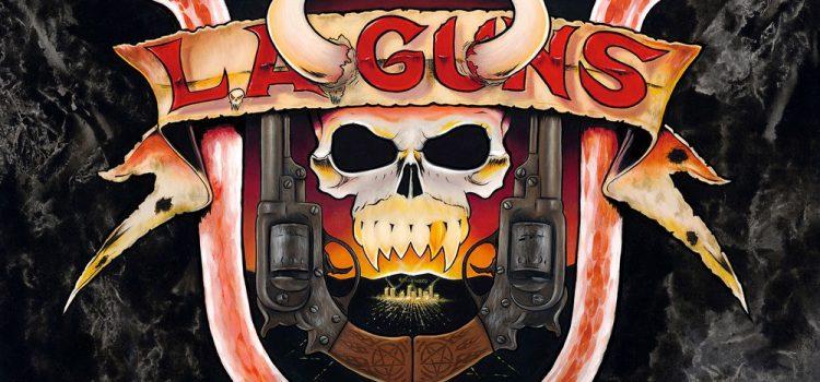 LA Guns new album details