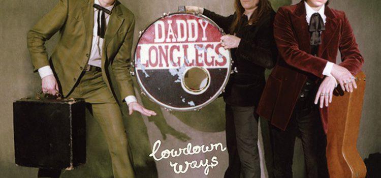 DADDY LONG LEGS announce UK +Ireland tour dates through April / May