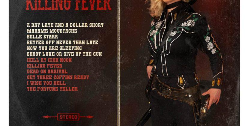 Sarah Vista – Killing fever (Gallow Romantic Records)