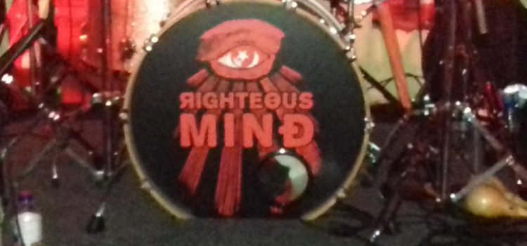 Jim Jones And The Righteous Mind, 100 Club London 21.03.19