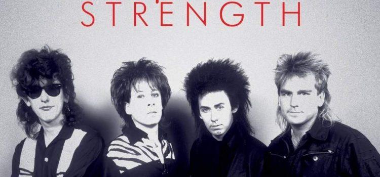 The Alarm – Strength 1985 – 1986 (Twenty First Century Recording Company)