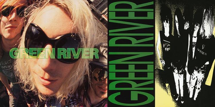 Green River – Dry As A Bone / Rehab Doll re-issues (Sub Pop)