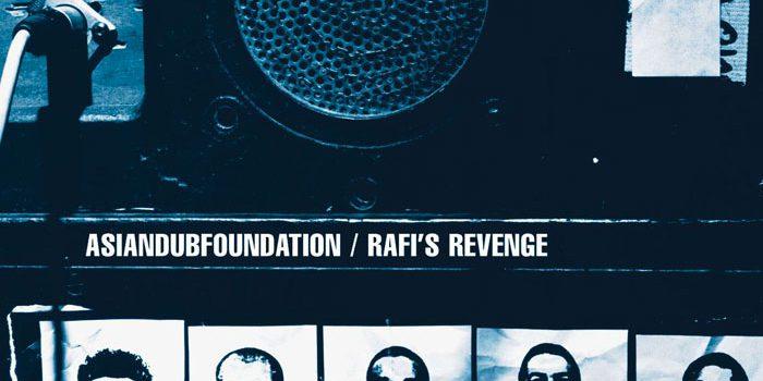 Asian Dub Foundation- Rafi's Revenge (London Records)