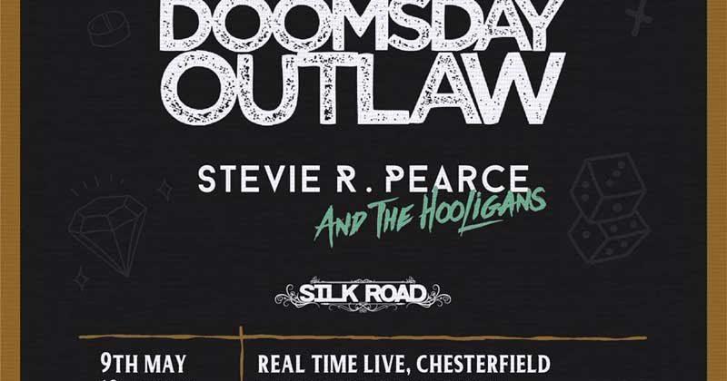 Stevie R Pearceand the Hooligans Video