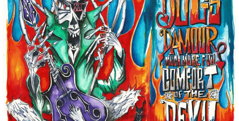 Tyla's Dogs D'amour 'Devils Flynn' (king Outlaw Records)