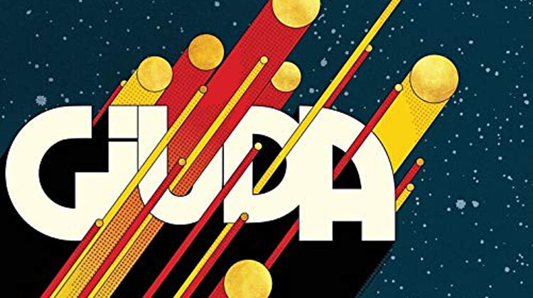 Giuda – 'E.V.A' (Rise Above Records)