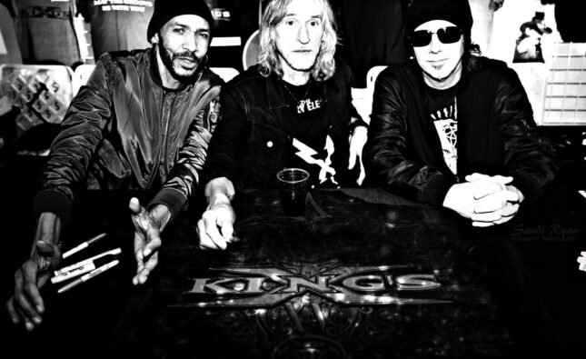 Kings X enter studio to begin work on new album