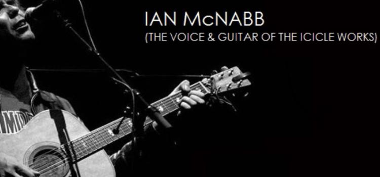Ian McNabb – Transport Club Cardiff 23.03.19