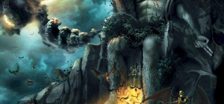 Venom – 'Storm The Gates' (Spinefarm Records)