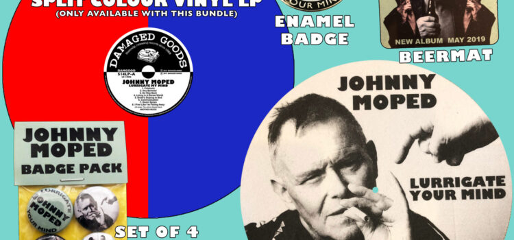 JOHNNY MOPED & BILLY CHILDISH –  PRE-ORDER NOW!