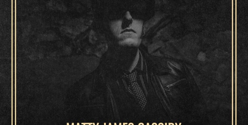 Matty James Cassidy releases new video – 'Anodyne'