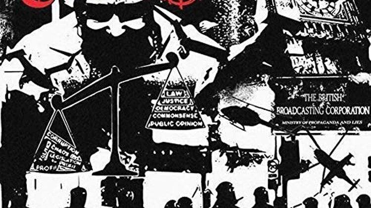 Control – 'Democracy Is Dead' (Wild Colonial Records)