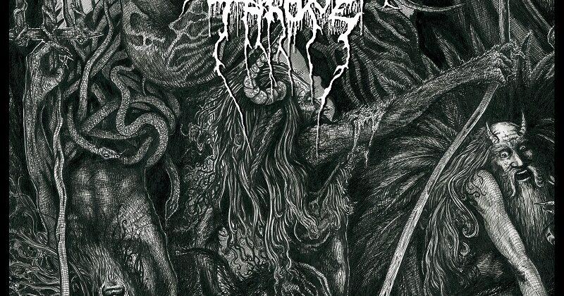Darkthrone release new album today