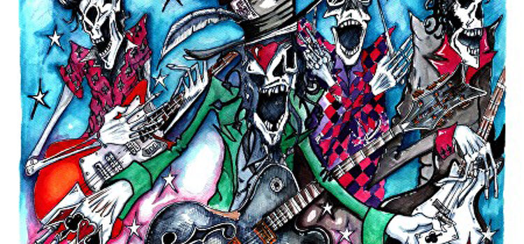 Tyla's Dogs D'amour 'A Graveyard of Empty Bottles MMXIX 30th Anniversary Edition' (KingOutlaw)