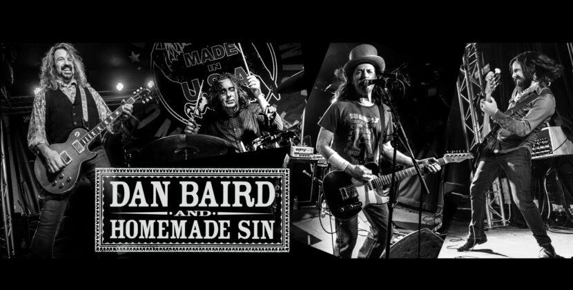 Dan Baird & Homemade Sin Postpone Tour dates