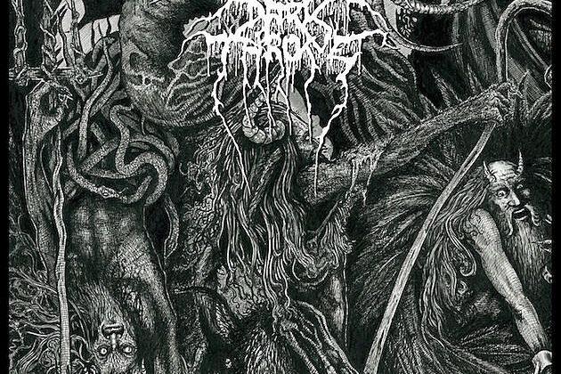 Dark Throne – Old Star (Peaceville Records)