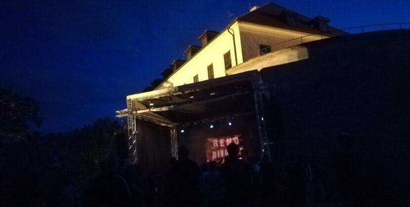 Reno Divorce & Supertesla – Castle Spilberk, Brno  6 Aug 2019