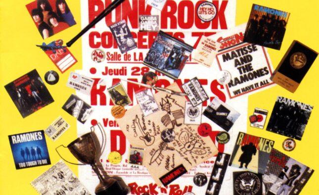 My Top Ten – The Ramones