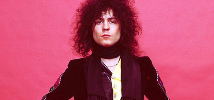 Gone But Not Forgotten – Marc Bolan