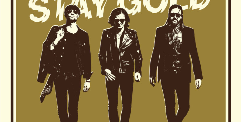 Dead Furies – Stay Gold (Dragstrip Riot Records)