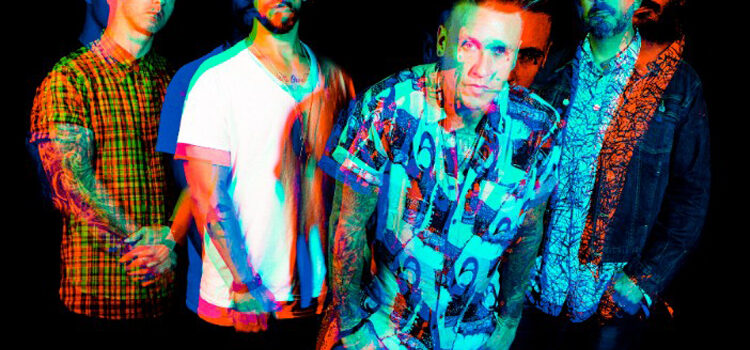 """PAPA ROACH RELEASE NEW FAN-FOCUSED VIDEO FOR MENTAL HEALTH AWARENESS TRACK """"COME AROUND"""""""