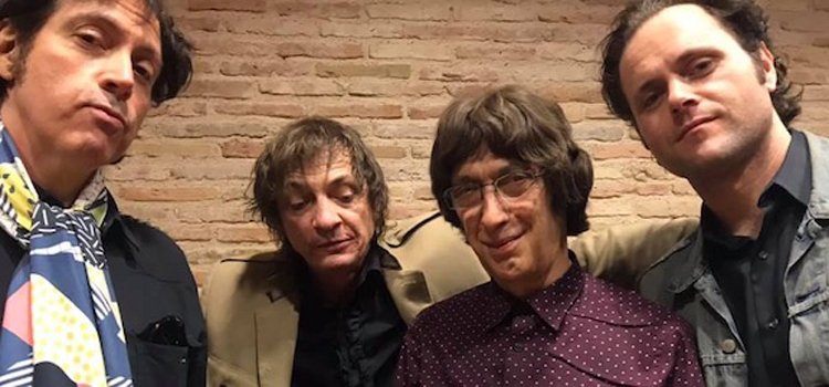 FLAMIN' GROOVIES HIT THE ROAD FOR FALL 2019 EAST COAST TOUR!