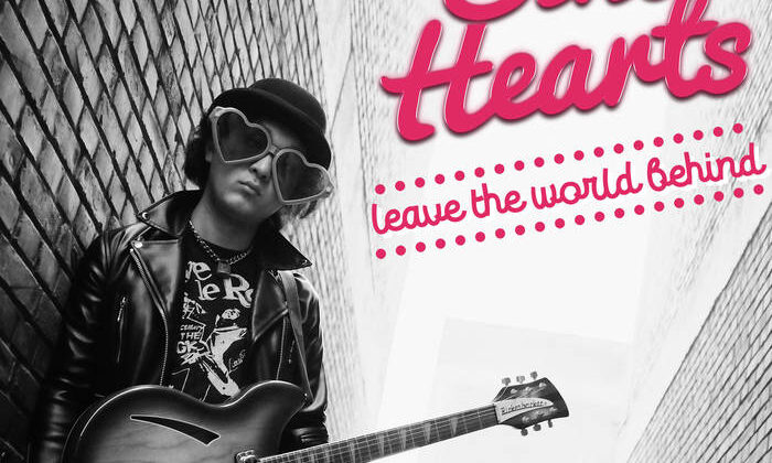 The Sino Hearts – Leave This World Behind (Monster Zero Records, Target Earth Records)