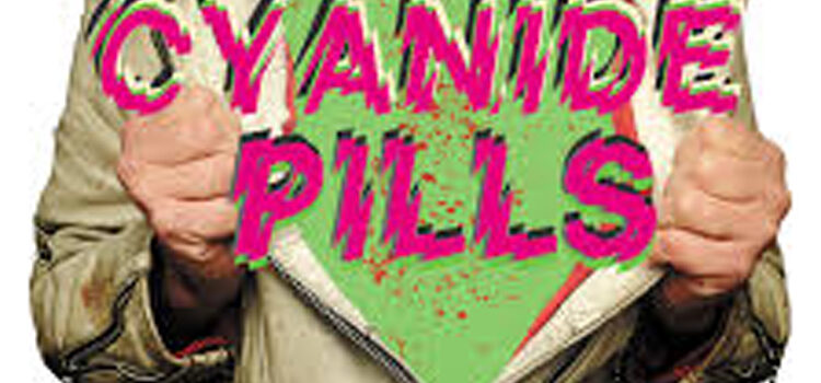 Cyanide Pills/Continental Quilts/LoGOz – York, The Fulford Arms – 27th September 2019