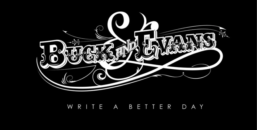 Buck & Evans – Write a Better Day (Departure Records)