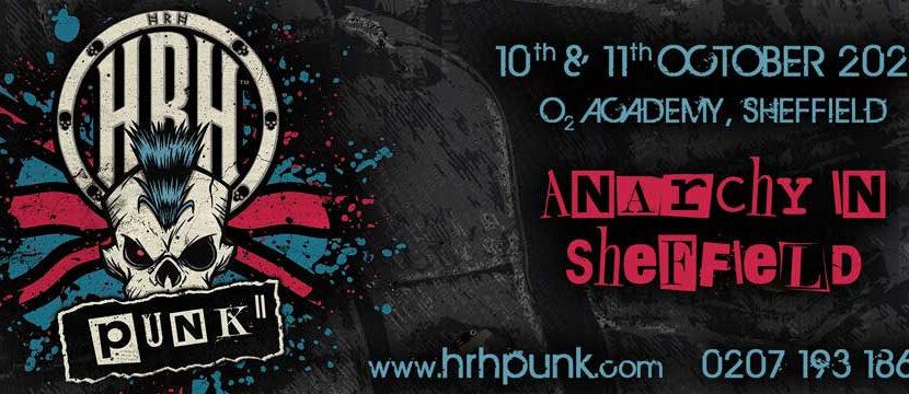 HRH Punk 2 line up and ticket details