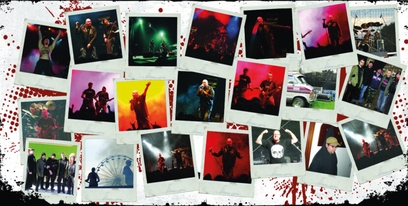 """PAUL DI'ANNO """"Hell Over Waltrop – Live In Germany """" released on Jan 31st 2020 at Metalville Records."""