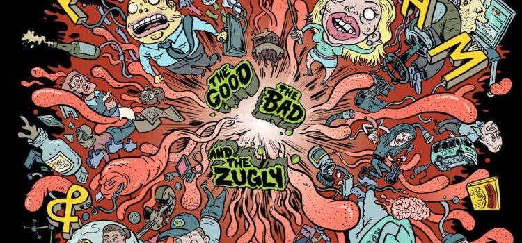 The Good The Bad And The Zugly – Algorithm & Blues (Fysisk Format)