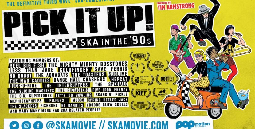 RPM Online at the movies – Pick It Up! – Ska In The '90s