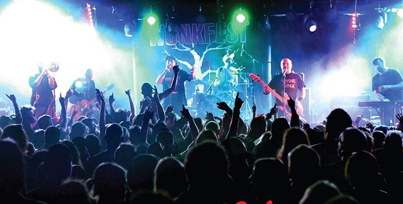 Wonk Unit – Live In Chapan (Cadiz Music/Plasterer)
