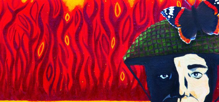 Janus Stark – 'Angel In The Flames' (Time & Matter Recordings)