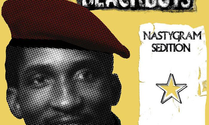 Berlin Blackouts – Nastygram Sedation' (Wanda Records)