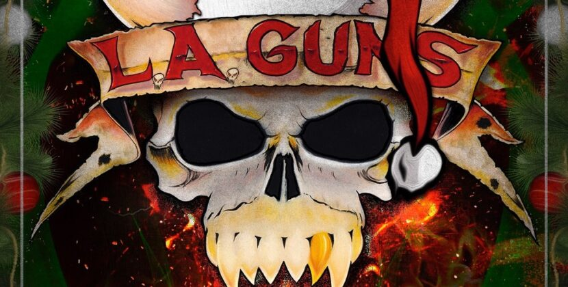 L.A. Guns – Another X Mas In Hell (Frontiers Music)