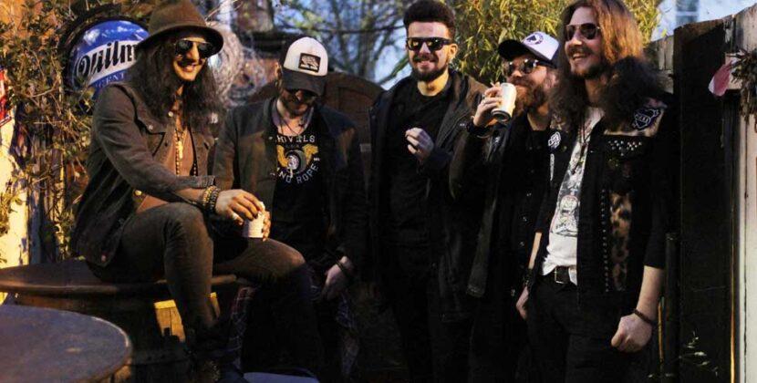 Gorilla Riotannounce that their first full-length album