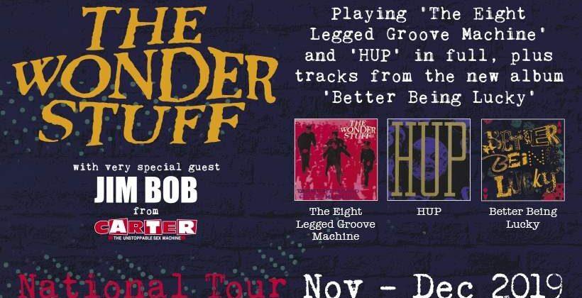The Wonder Stuff – O2 Bristol – 12th December 2019