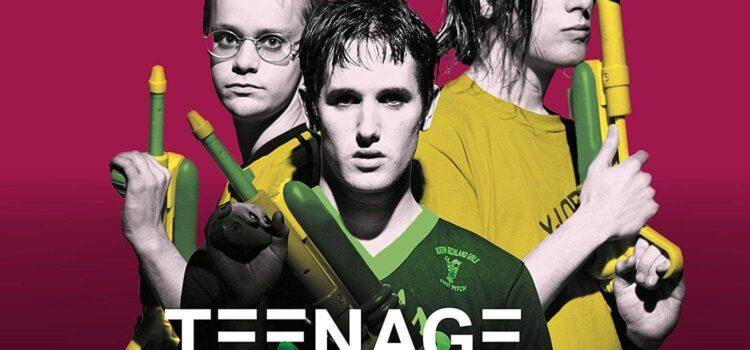 Ash – 'Teenage Wildlife' (BMG/The Echo Label Limited)