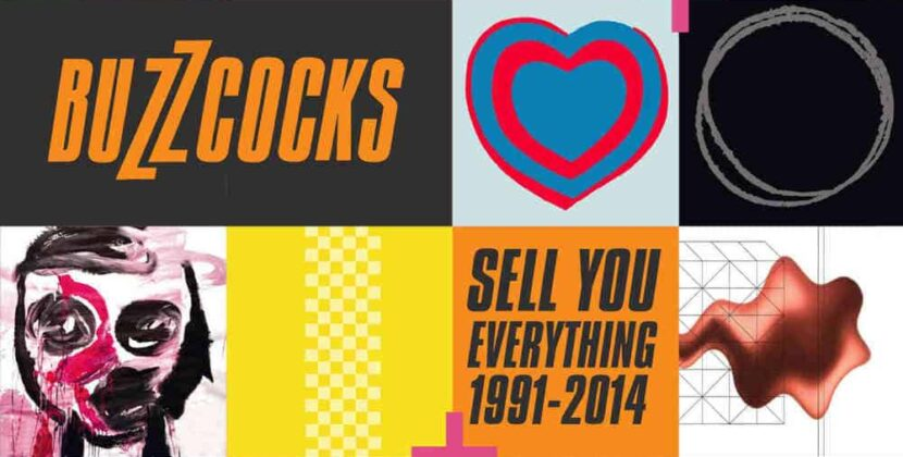 Buzzcocks – 'Sell You Everything (1991-2004)' (Cherry Red Records)