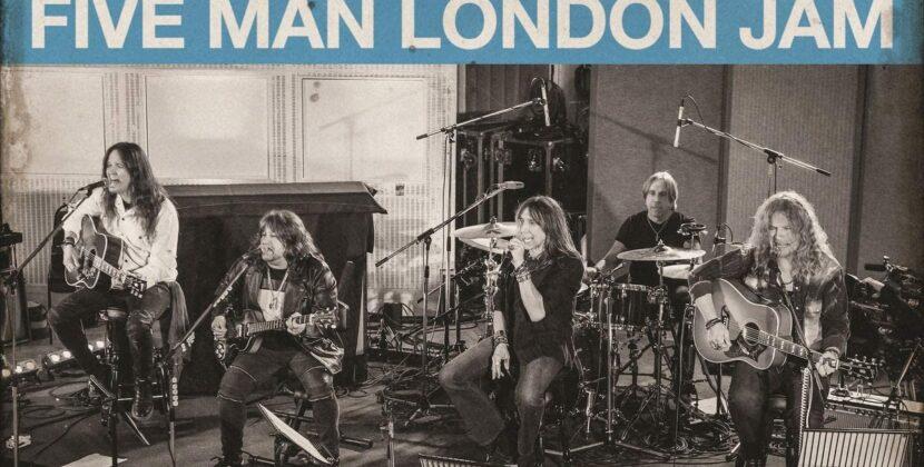 Tesla – 'Five Man London Jam' (UMC)